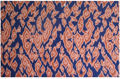 ... batik Cirebon sesuai cita rasa masyarakat Cirebon yang beragama Islam