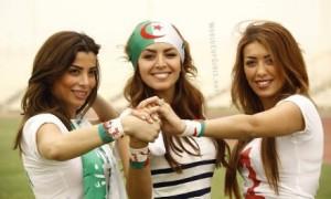 Suporter cewe sexy di Piala Dunia2010