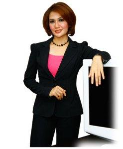 Presenter Cantik TV One