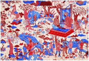 Contoh Batik Tradisonal di Indonesia Beserta Daerah Asalnya