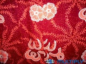 Contoh Batik Tradisonal di Indonesia Beserta Daerah