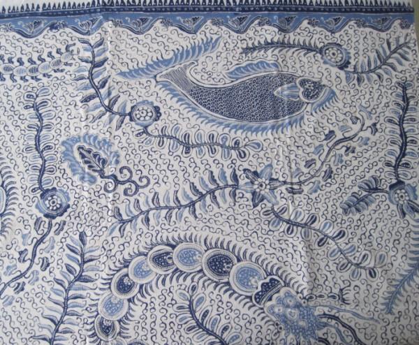 beberapa motif batik yang mencirikan motif batik pesisir khas ...