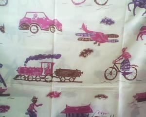 batik kompeni, batik kompeni transportasi