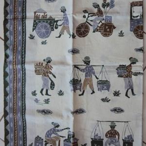batik kompeni, batik kompeni pedagang