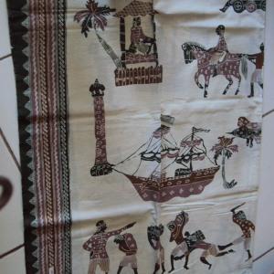 batik kompeni, kompeni pelabuhan