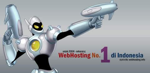webhosting terbaik, webhosting no1