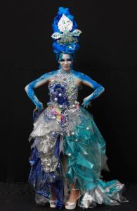 2012 International Bodypainting Festival Takes Place