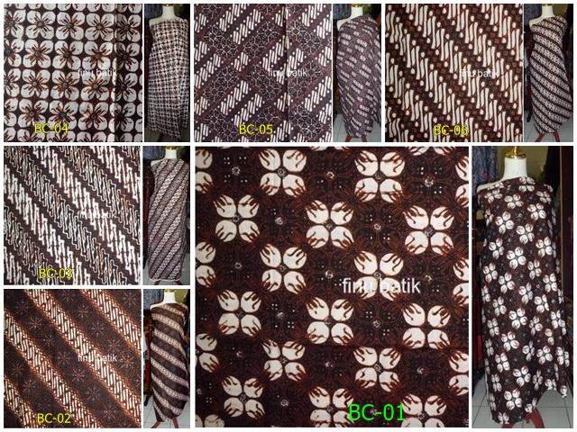 Batik Cap Cirebon