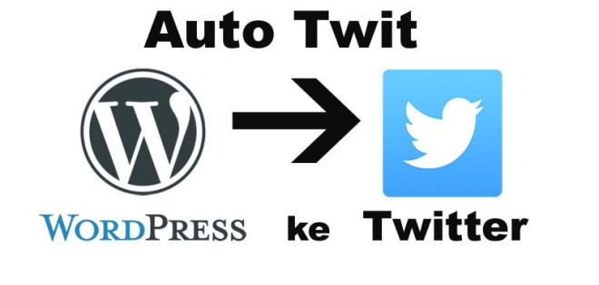 auto twit wordpress ke twitter